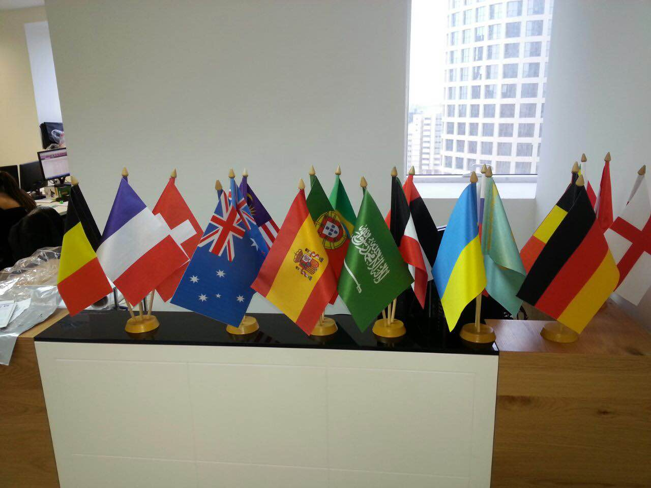 דגלוני מדינות